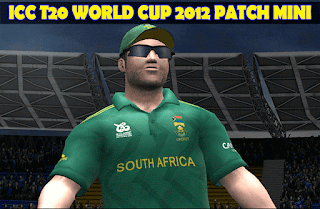 ICC T20 World Cup 2012 Mini-Patch