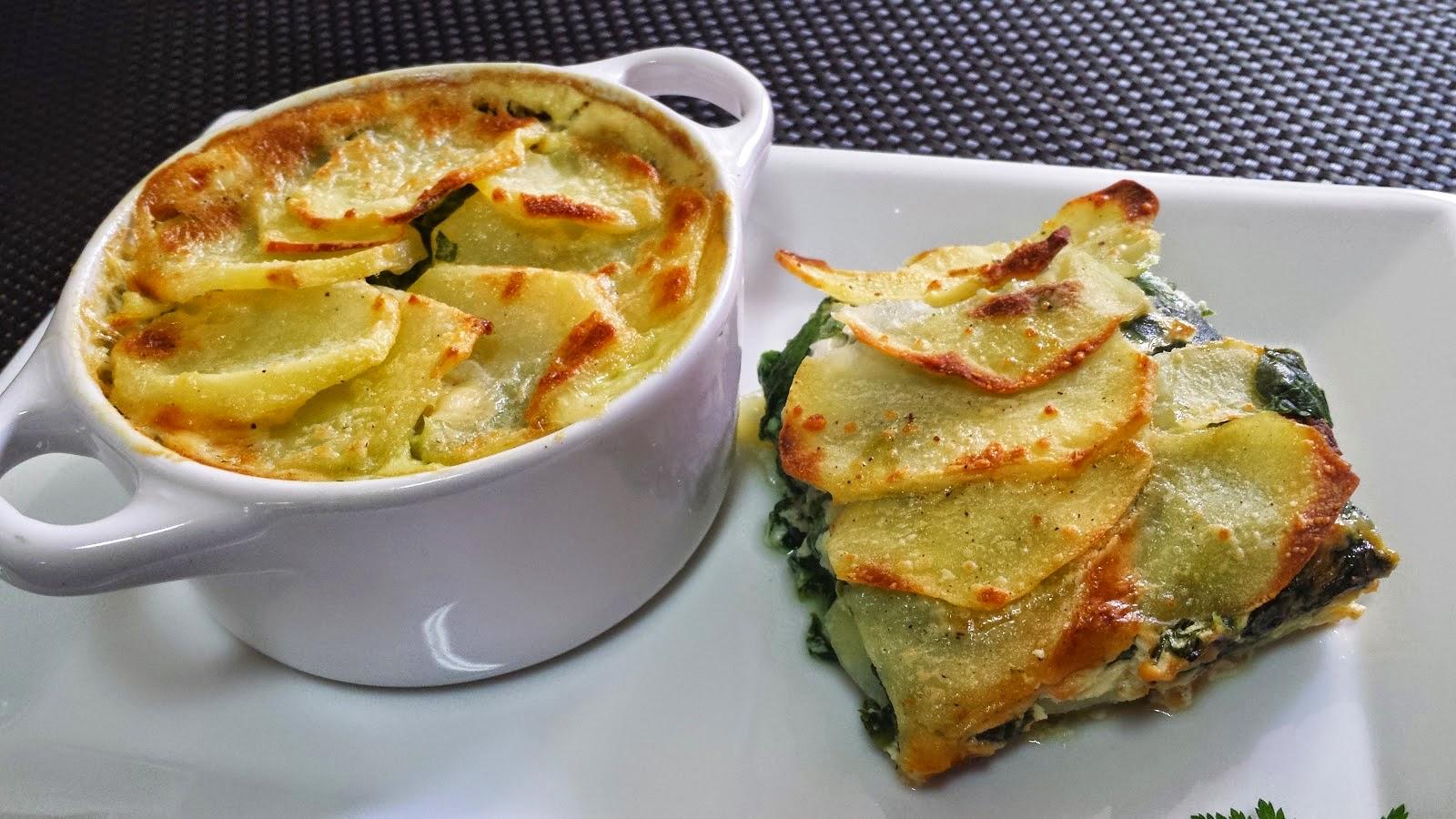 Tres suculentas recetas con patatas cocinar en casa es for Cocinar repollo con patatas