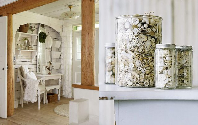 idee da copiare shabby chic interiors