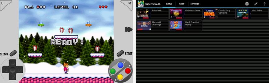 SuperRetro16 (SNES Emulator) Premium v1 6 0 APK + Pack of
