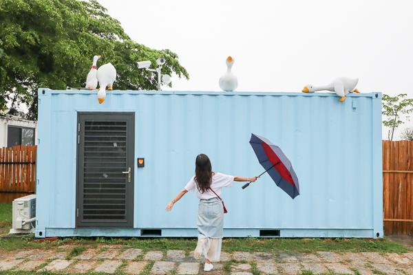 雲林斗六鵝媽媽鵝童樂園(勞工育樂中心)多項遊樂設施,免費入園