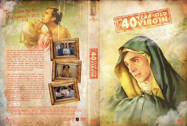 The 40-Year-Old Virgin DVD Cover