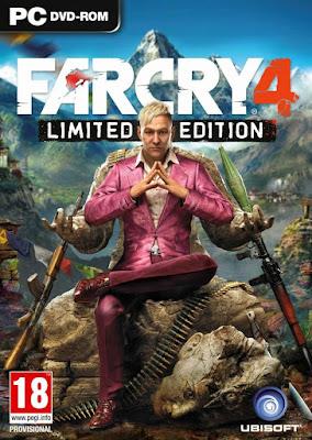 FarCry 4 Full + Crack Completo