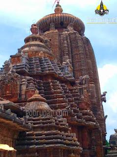 Lingaraja Temple Bhubaneshwar