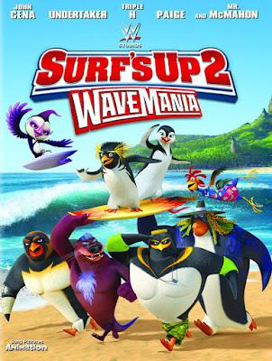 Surfs Up 2 WaveMania 2017 DVDR R1 NTSC Latino