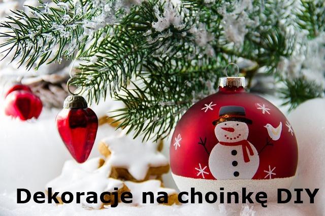 dekoracje na choinke diy, blogujaca mama dwojki, blogujaca, mama, dwojki, diy, agata borkowska, blog, o rekodziele