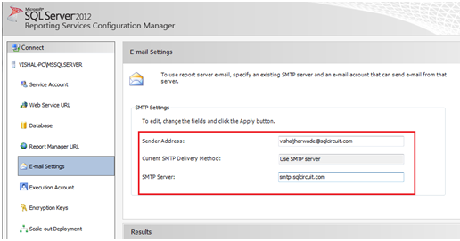 SQLCircuit: SSRS- How to create Email subscription for a Report