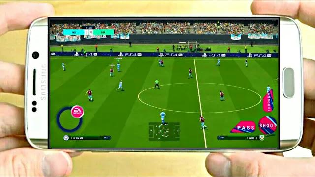 Download FIFA 19 MOD DLS 19 Lite 200 MB Graphics HD