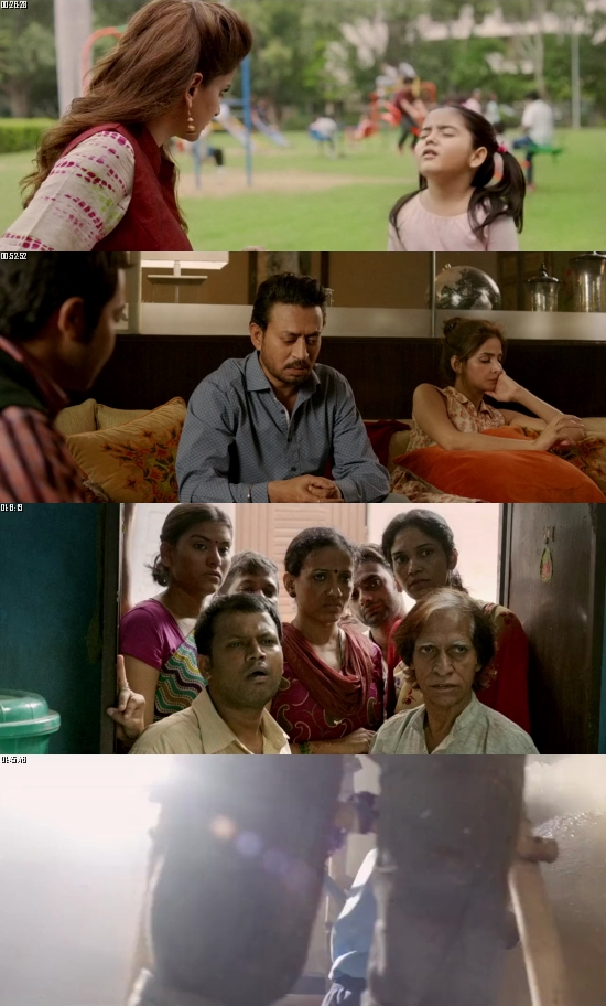 Hindi Medium 2017 Hindi 720p 480p BRRip x264 Full Movie