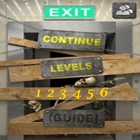 100 Doors Of Revenge Level 1 2 3 4 5 6