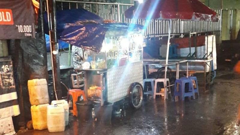 Warung di Malioboro yang menjual nasi goreng mahal