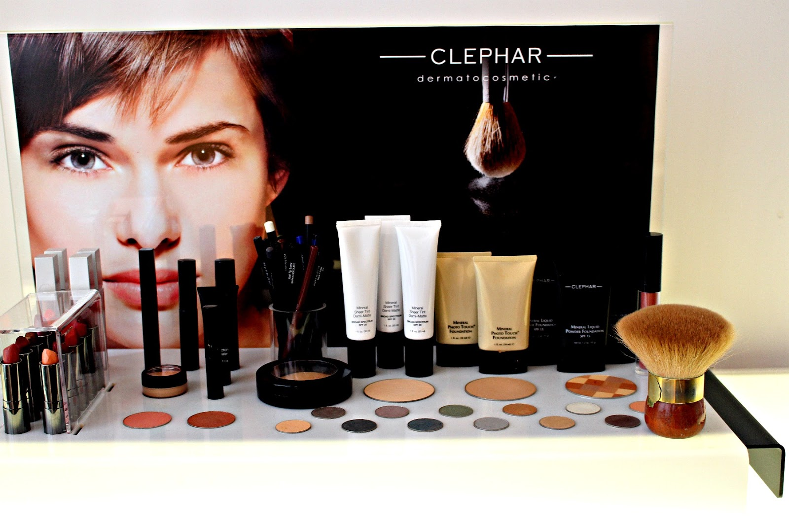 Clephar mineralen make up