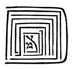 Diagramma delle dieci Sefiròth