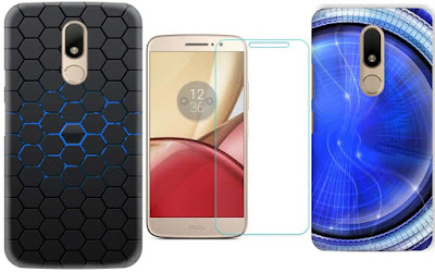 Moto M Best Tempered Glass Screen Protector Cases and Covers