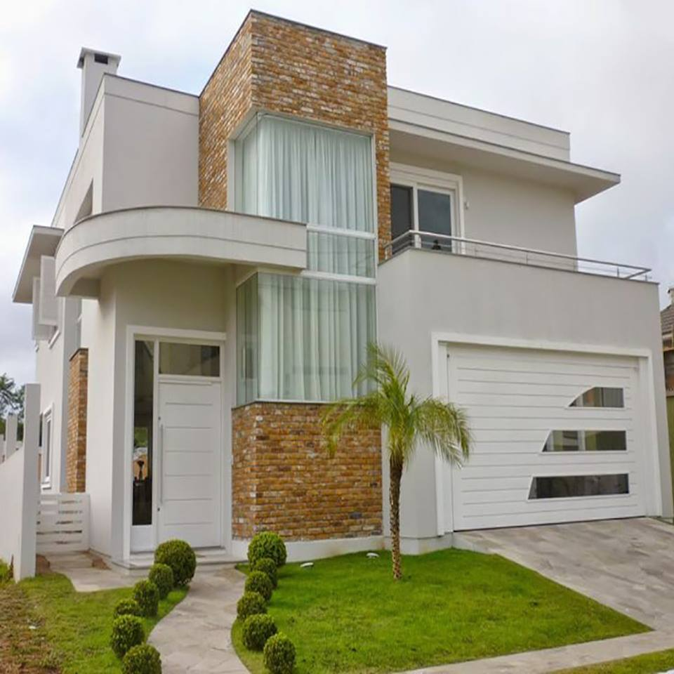 2 storey modern house designs in the philippines bahay ofw for Design in casa