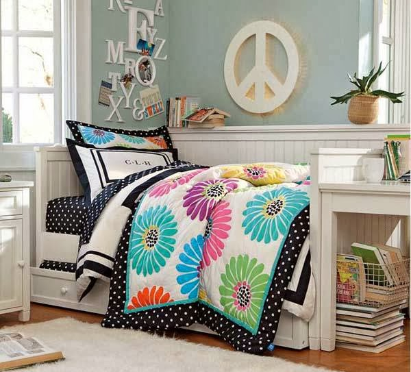 Funky Bedroom Decor: Bedroom Design Funky And Retro