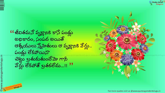 Best telugu Life quotes with hdwallpapers