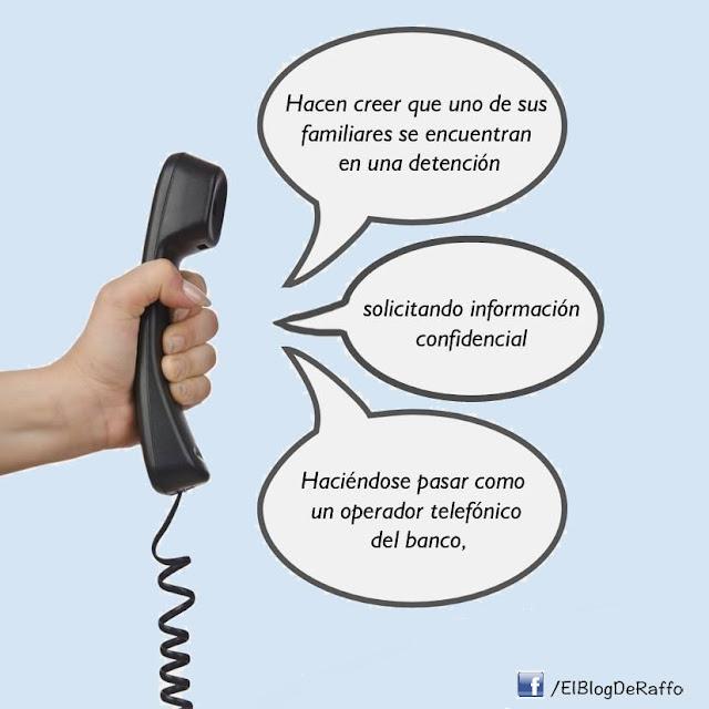 QUE ES EL VISHING Y CÓMO EVITAR ESTAFAS VIA TELEFONICA