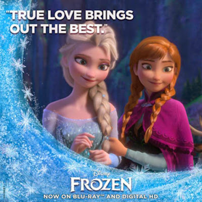 When Does Frozen Come Out On Blu-Ray