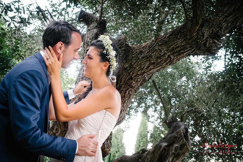 foto matrimonio uliveto riviera ligure