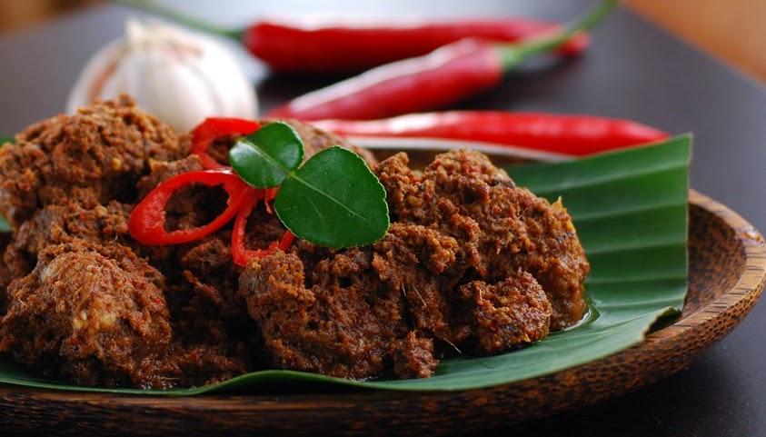 resep  membuat rendang daging sapi jawa enak empuk dapur resep nusantara Resepi Rendang Daging Jawa Enak dan Mudah