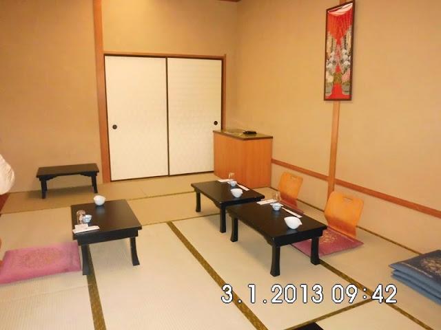 Ruangan Traditional Jepang