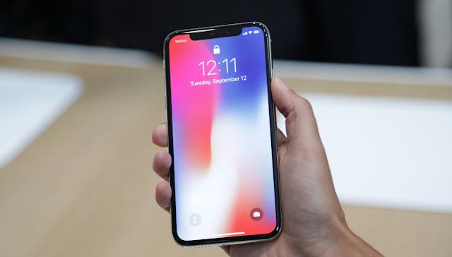 O iPhone X vai custar mais de 7 mil no Brasil.