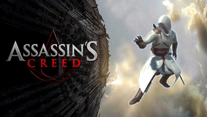 Assassin S Creed Character Altair Rigged Model Imedia9