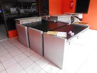 furniture kantor semarang - meja kantor silver 01