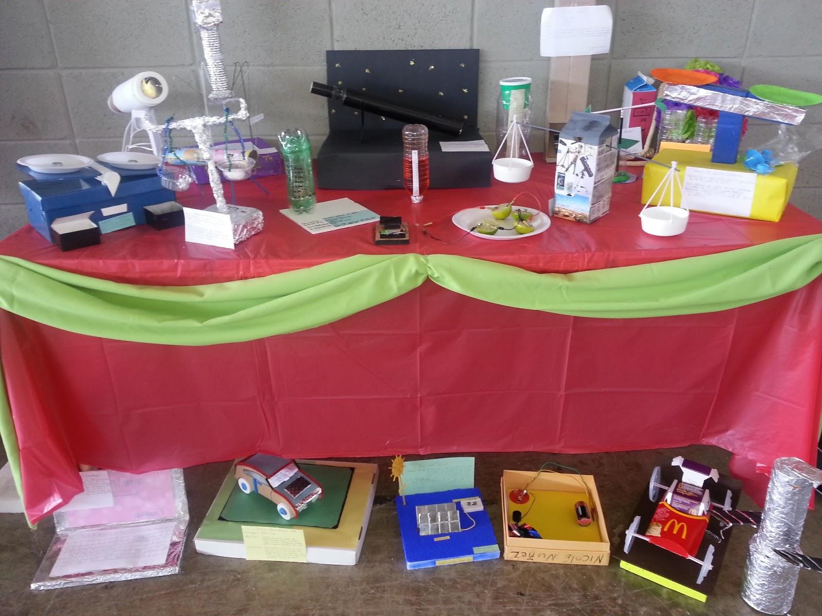 Educatools semana de las ciencias for Decoracion escuela