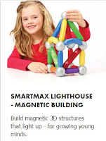 wicked uncle smartmax lighthouse magnetic building