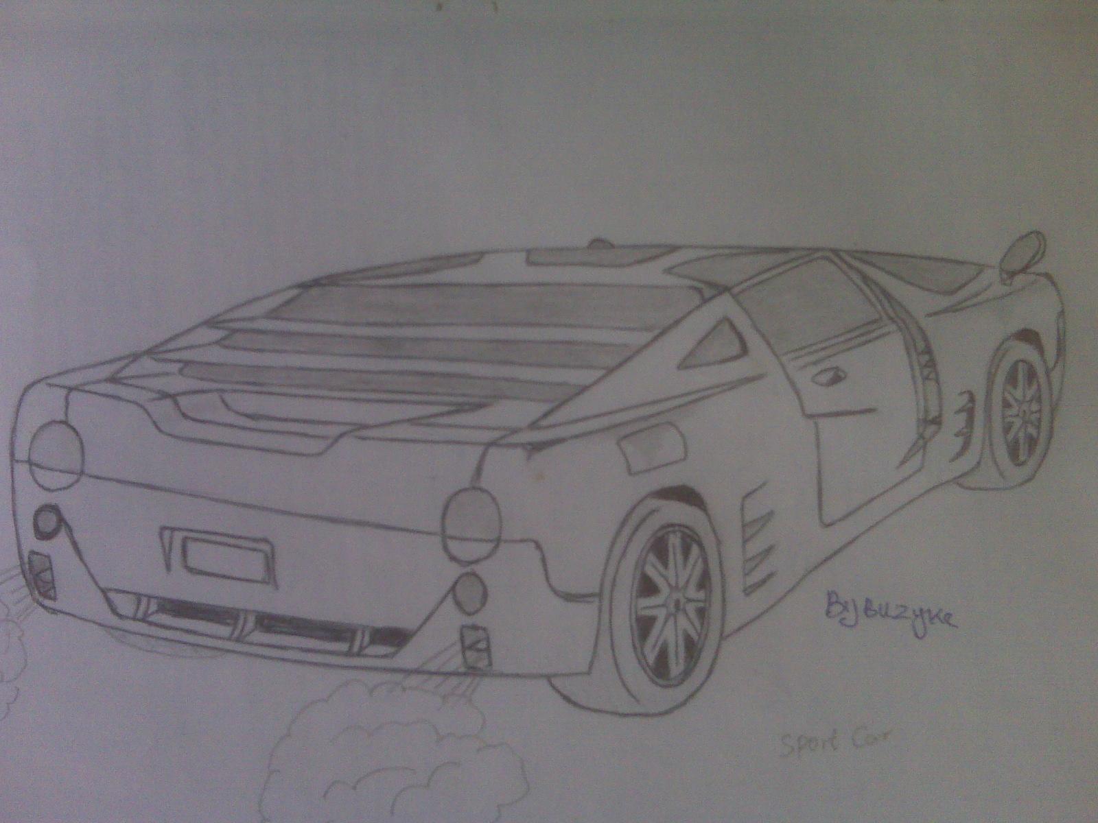 Buzyke Car Design March 2012