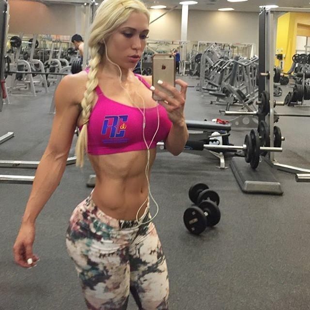 Fitness Model Marlen T
