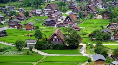 Ngôi làng Shirakawa-go
