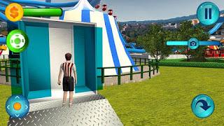 Game Water Slide Downhill Rush Mod Apk3
