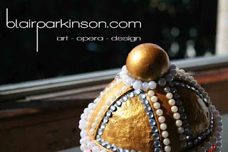 Coronation Orb of Boris Godunov - WIP