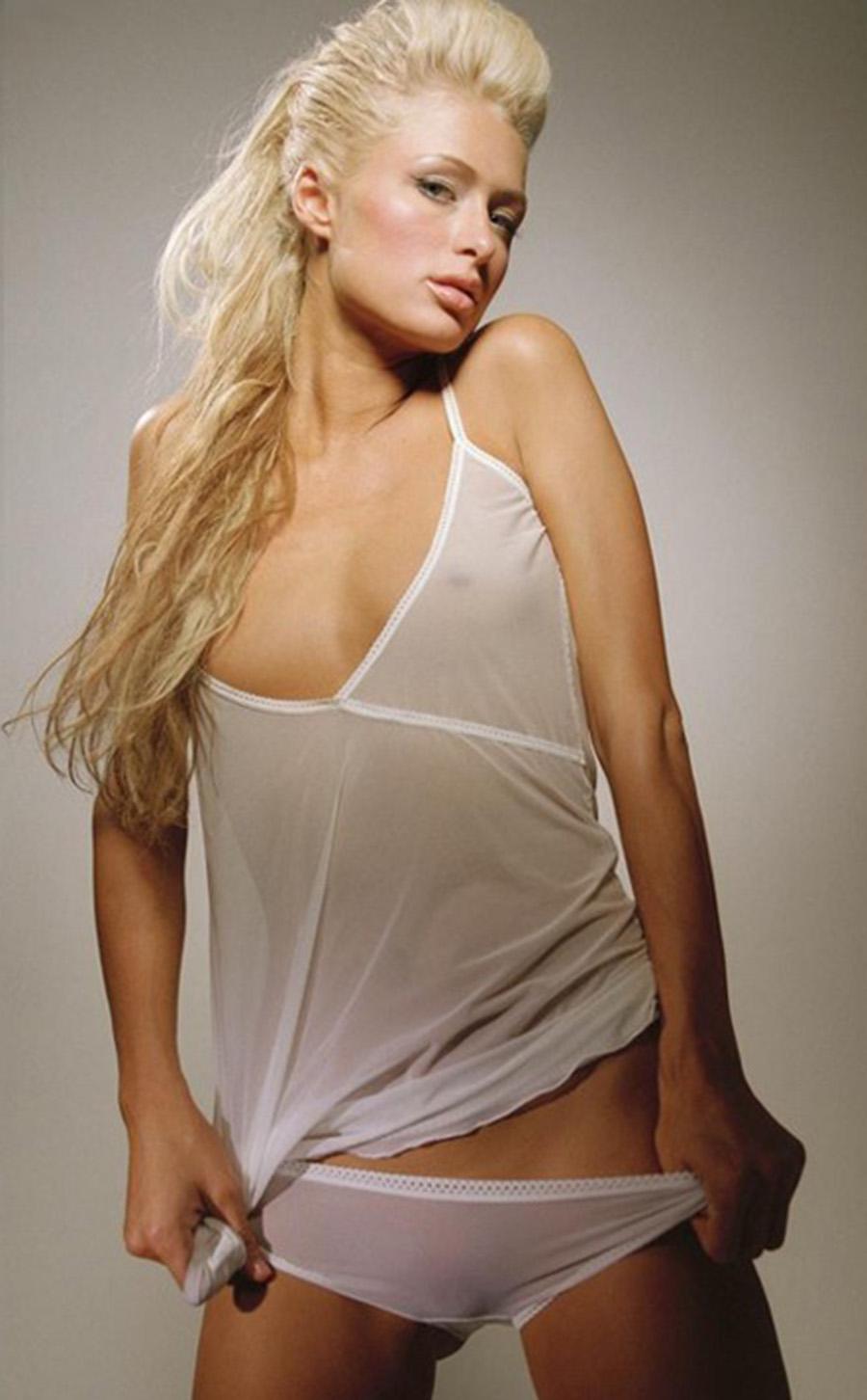 Miley Cyrus Eyebrows Paris Hilton Sex Tape  More-2794