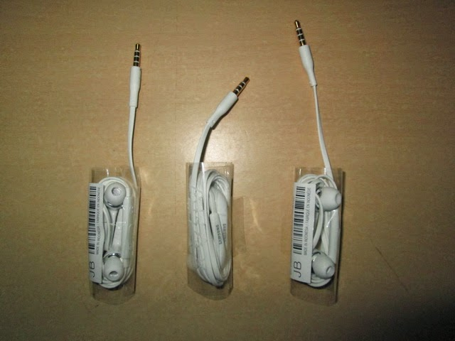 handsfree Samsung ori 3.5 mm