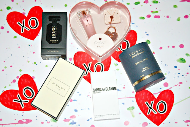 Valentines Gift List For Her - The Fragrances