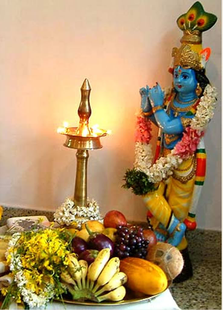 Vishu Hd Wallpapers New Year Festivals In India Swapna Rajput