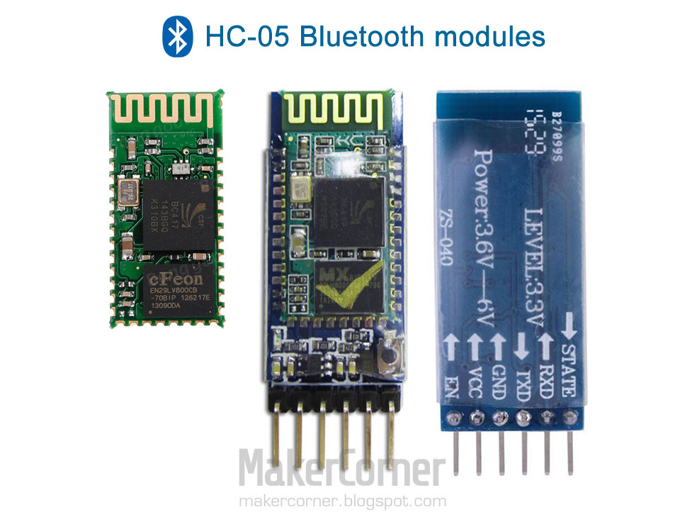 Arduino AND Bluetooth HC-05 Connecting Easily: 5 Steps