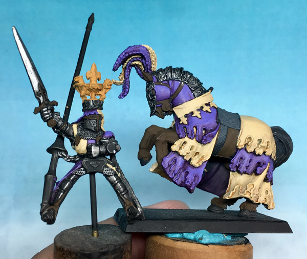 Marquis Miniatures: Blue's Marauding Miniatures: The Marquis Has Arrived