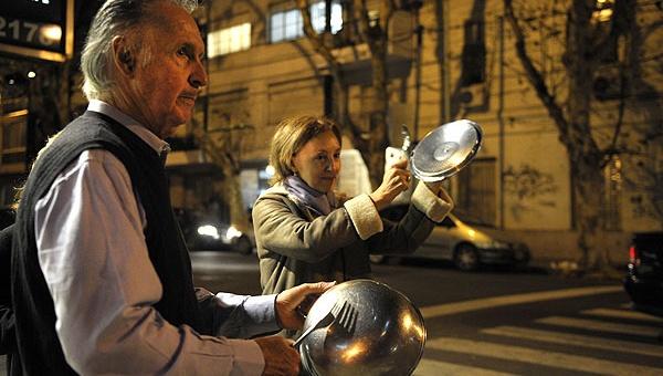 Convocan en Argentina segundo cacerolazo contra tarifazo de Macri