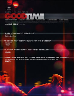 Ver Good Time (Good Time: Viviendo al límite) (2017) Gratis Online