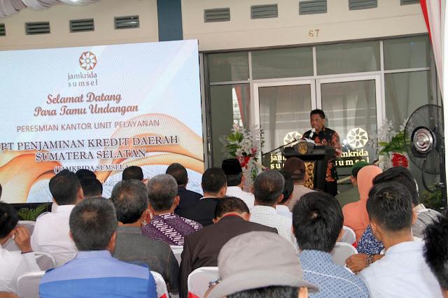 Jamkrida Sumsel Hadir Atasi Masalah UMKMK di Muba