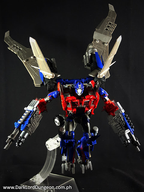 Evasion Mode Optimus Prime