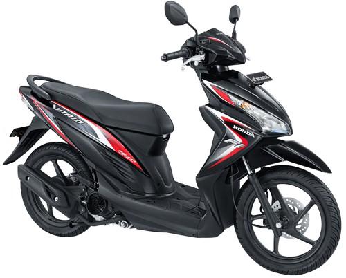 Daftar Harga Motor Honda Vario Baru Dan Bekas Lengkap Terbaru 2016