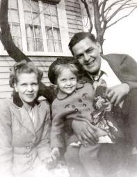 Photo d'Aileen Wuornos et ses grands-parents