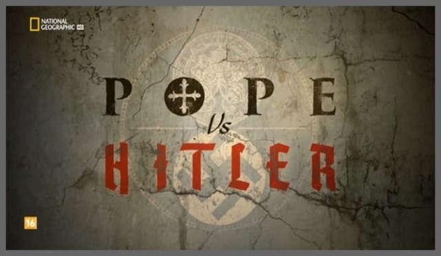 El papa contra Hitler (2016) HD 1080p Castellano
