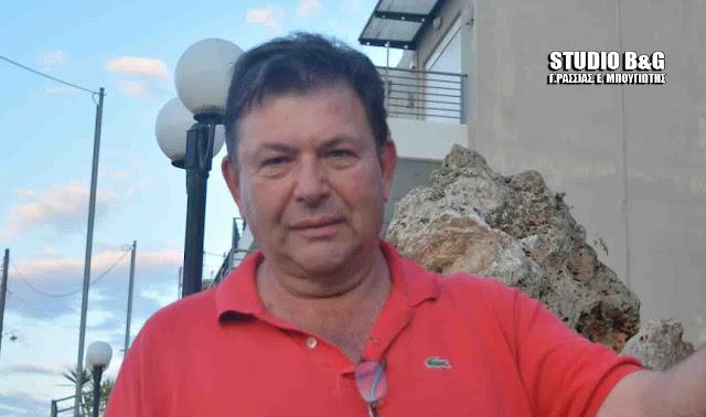 Ραγδαίες εξελίξεις στον Παναργειακό - Αποχωρεί από την διοίκηση ο Αντώνης Λυμπέρης